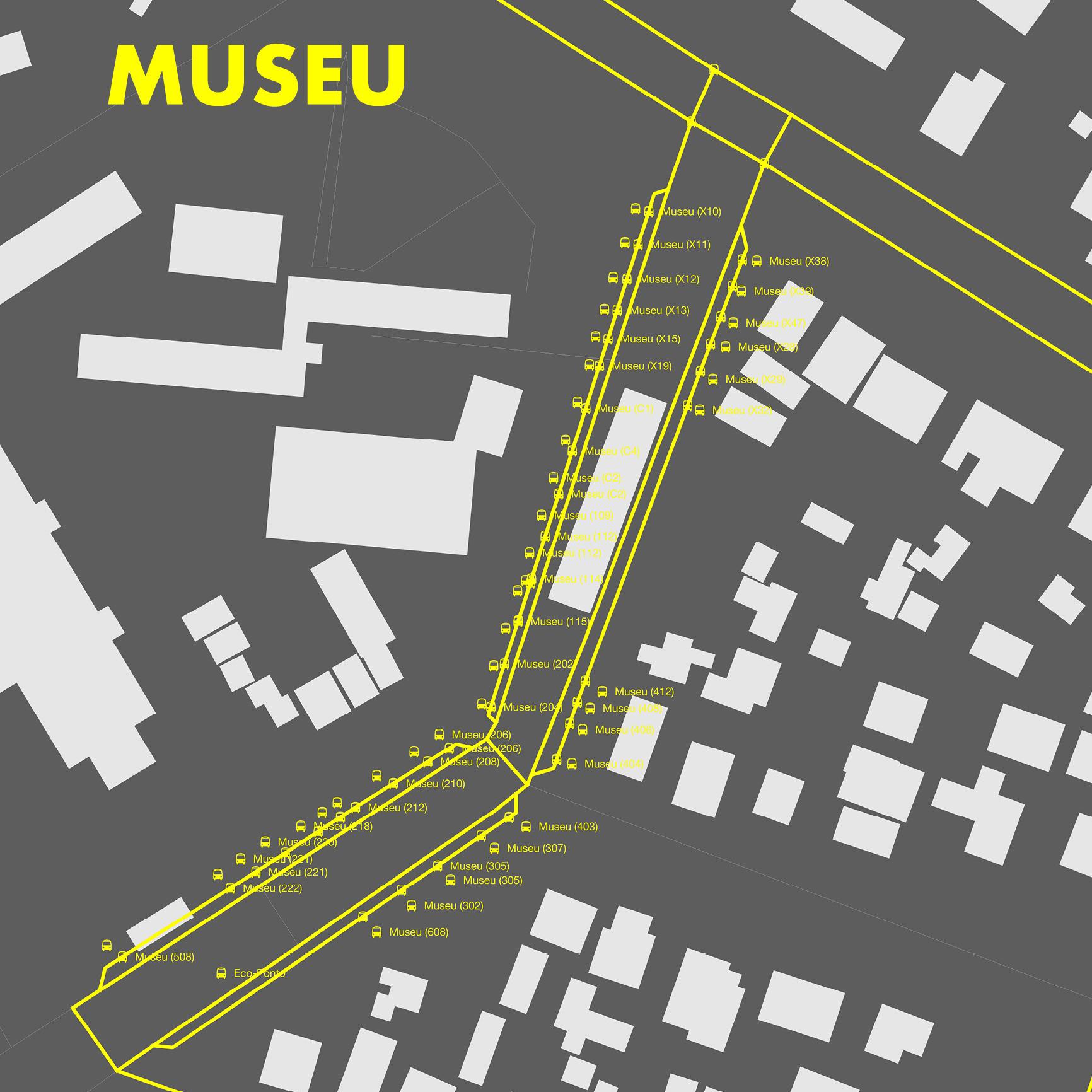 terminal do museu